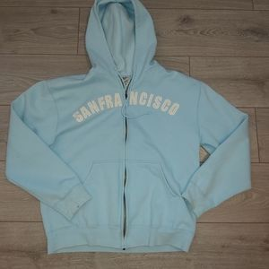 San Francisco hoodie small